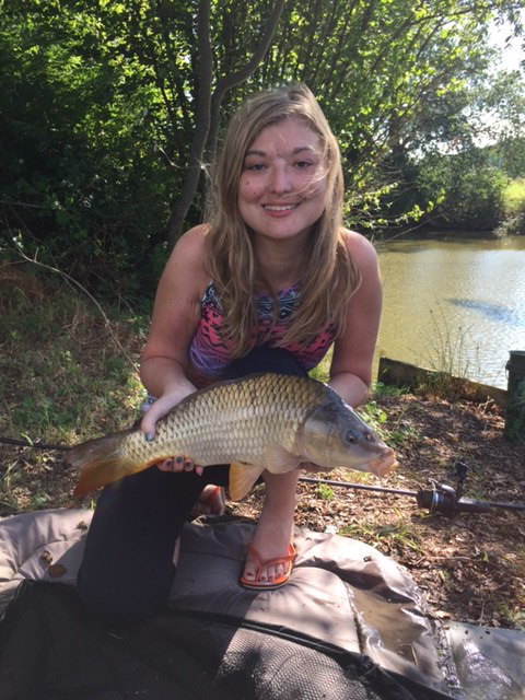 carp fishing in france with accommodation watersmeet