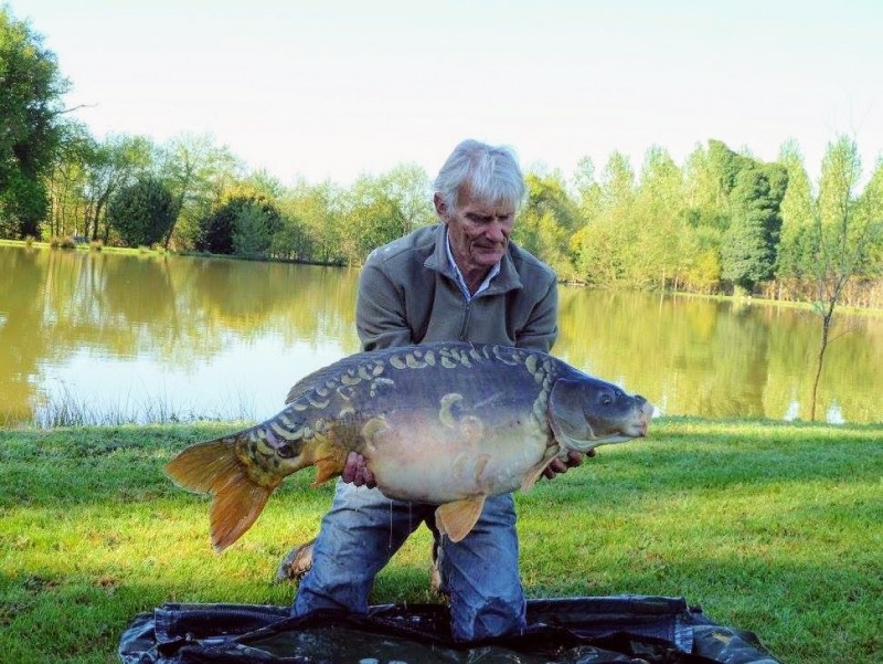 landes big carp fishing accommodation