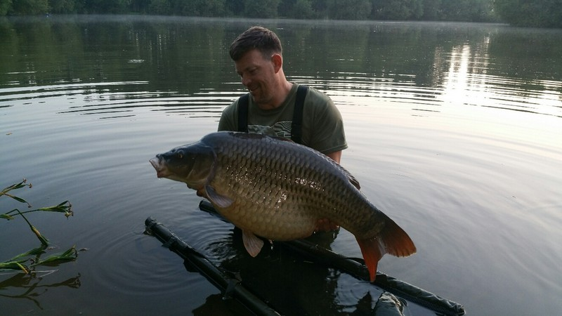 Lillypool Carp Fishing in France