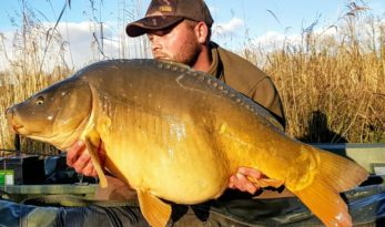 Barringtons carp fishing lake