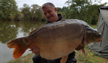 carp fishing france notaires
