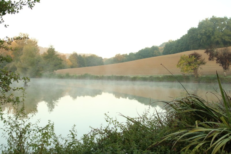 carp fishing in france with accommodation