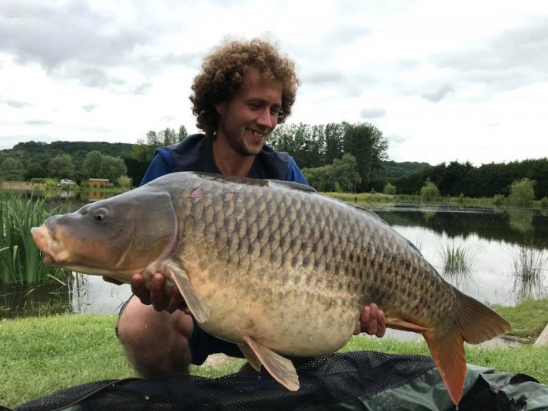 deux iles carp fishing france
