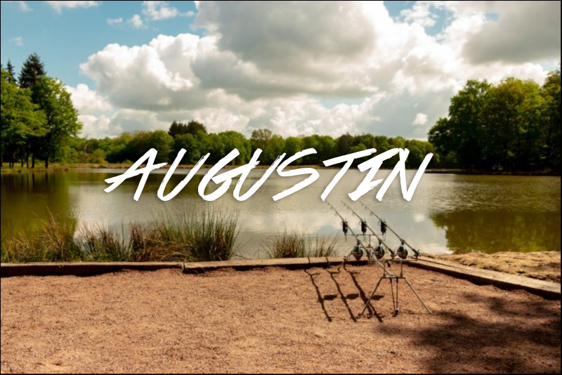 Video: Augustin French Carp Lake | Angling Lines Blog