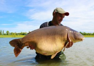 boux big french carp lakes