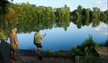 Blog on Carp Fishing in France from Angling Lines
