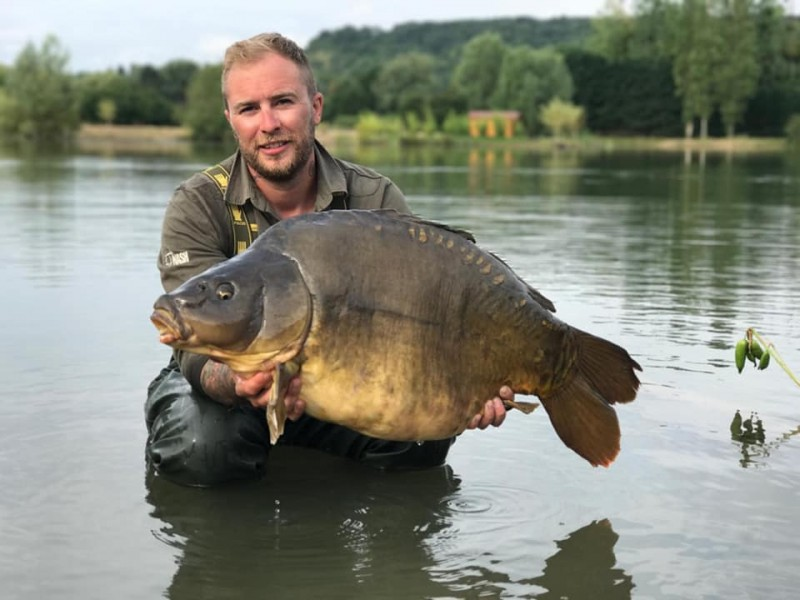 carp fishing france close to calais