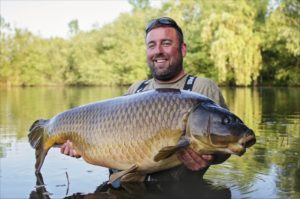 carp lake for sale in france