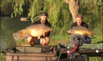 Choosing the right French carp fishing venue