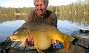 Barringtons french carp lake owner